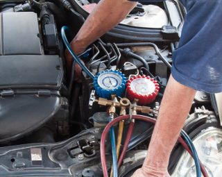 What Does A Water Leak Mean For Your Auto A/C?