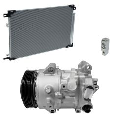 2018 Toyota Camry XSE 2.5L Compressor and Condenser Kit (KT F036A-N)